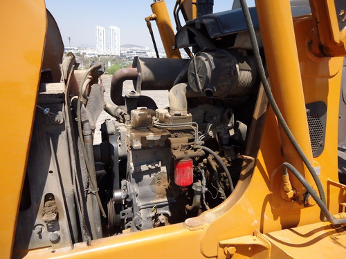 08) retroexcavadora 580m series 2 c/kit hidraulico case 2005