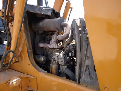 08) retroexcavadora con sistema hid case 580 m series 2 2005