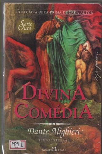 0835 a divina comedia - dante alighieri - texto integral