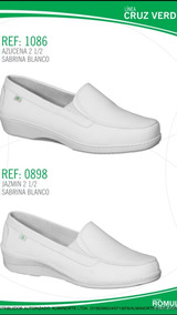 zapatos de enfermeria