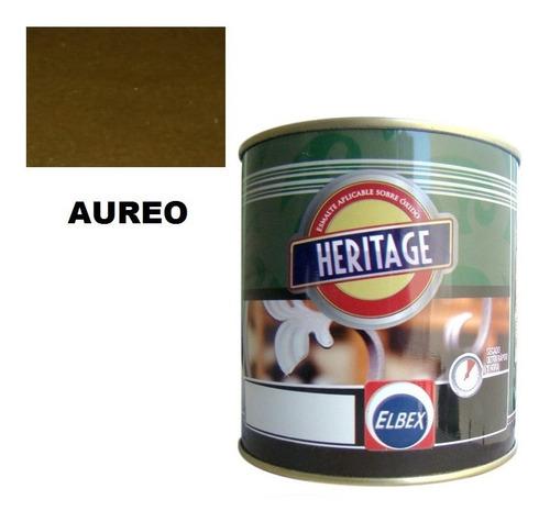 0.8l esmalte iron grafito convertidor d oxido heritage elbex