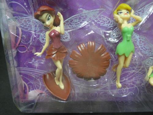 09 bonecas disney princesas tinker bell sininho ariel branca