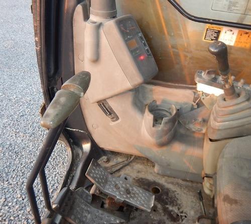 09) excavadora john deere 200 clc con sistema hidraulico