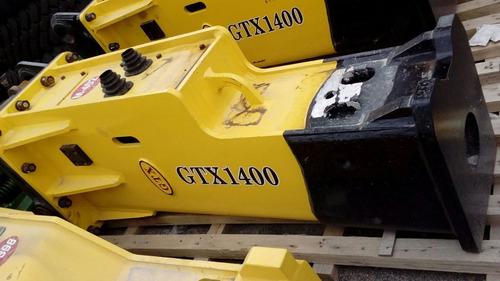 09) martillo hidraulico para excavadora a un super precio