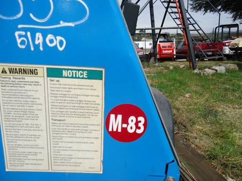 09) oferta torre de luz genie c/4 lamparas 6kw 220/127v 2005