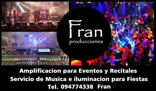 094774338 eventos fiestas alquiler sonido x32  discoteca