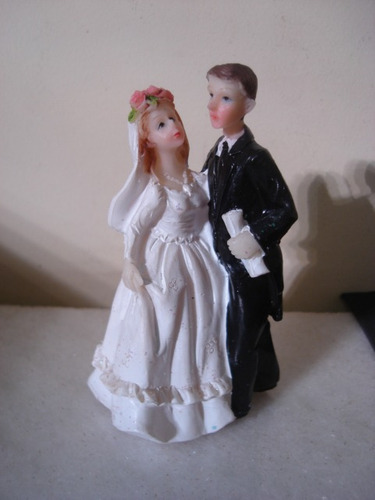 #095# enfeite bolo casal de noivos!!!