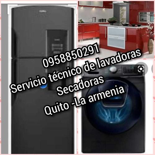 0958850291reparación d lavadoras refrigeradores en sangolqui