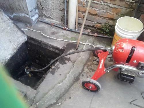 0984451788 destape de cañerias plomero fugas cobre plomeria