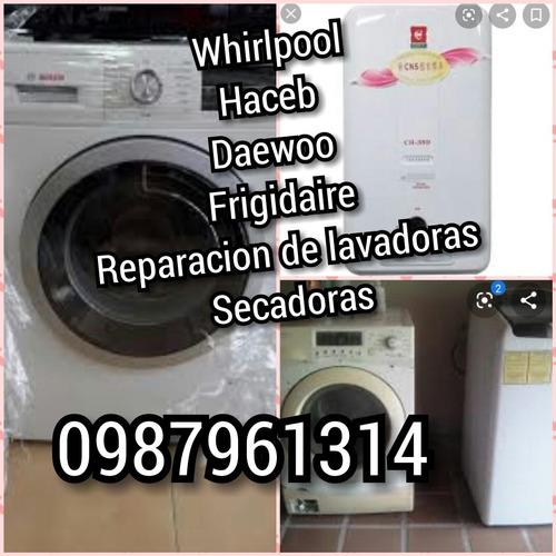 0987961314reparacion lavadoras whirlpool electrolux tumbaco