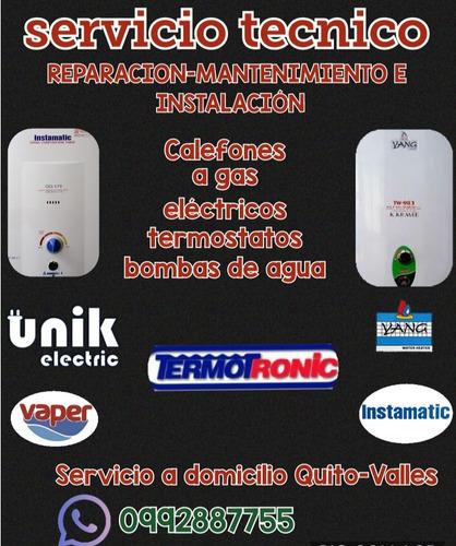 0992887755 técnico calefones-lavadoras valle tumbaco-cumbaya