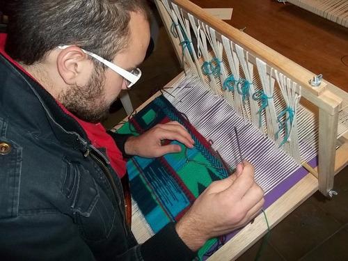 0a clases de tapiz y telar