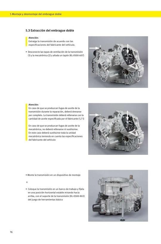 Transmisión dsg pdf