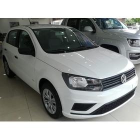 0km 2019 Volkswagen Gol Trend Trendline No Argo No Fiesta 01