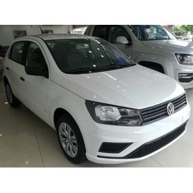 0km 2019 Volkswagen Gol Trend Trendline No Argo No Fiesta 17