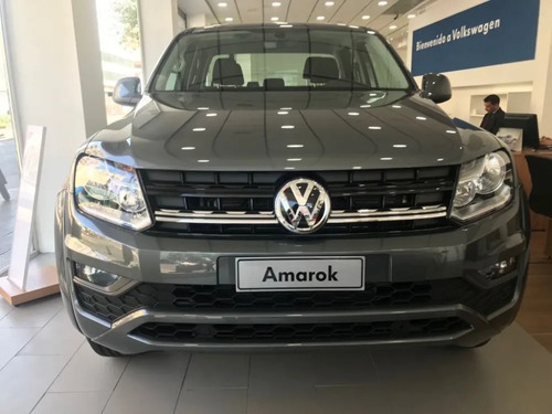0km amarok comfortline 0km 4x2 at financio volkswagen 2020