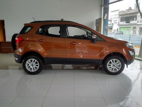 0km   ford nueva ecosport se manual motor 1.5