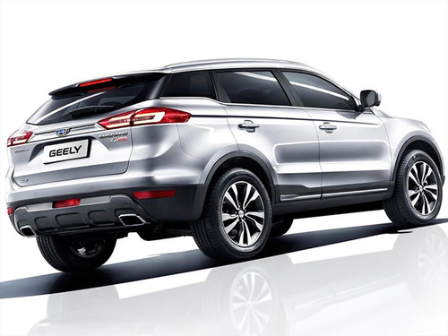 0km / geely emgrand 2.4 5ptas x7 sport gl at