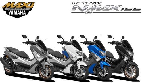 0km scooter nmax nmx 155c yamaha2018 no pcx + palermo bikes