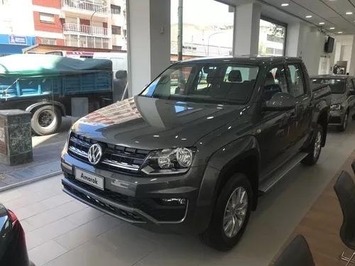 0km volkswagen amarok 2.0 180cv comfortline automatica 2019