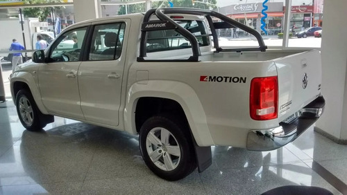 0km volkswagen amarok 2.0 cd tdi 180cv highline at 4x4 c