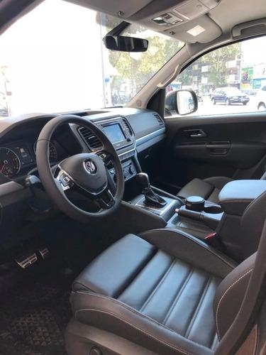 0km volkswagen amarok 3.0 v6 black style edition 258cv 17