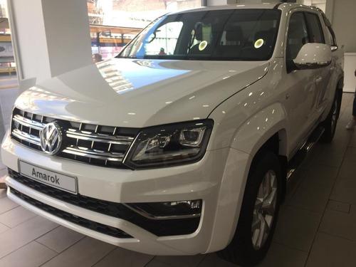 0km volkswagen amarok v6 highline automatica 2020 precio vw