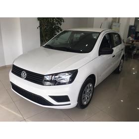 0km Volkswagen Gol Trend 1.6 Trendline 101cv 2020 Tasa 0% 1