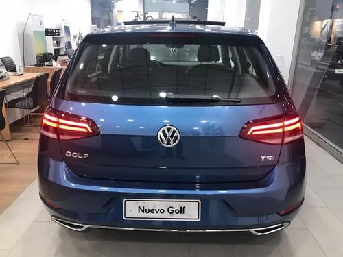 0km volkswagen golf 1.4 highline tsi dsg 2020 alra 150cv 12