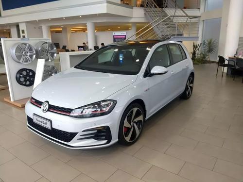 0km volkswagen golf 2.0 gti tsi app connect + cuero 2021 28
