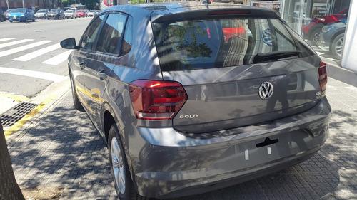 0km volkswagen polo 1.6 msi comfortline highline 2018 alra 1
