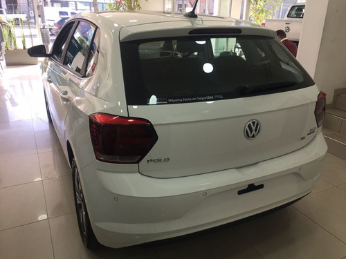 0km volkswagen polo 1.6 msi highline at 2019 tasa 0% alra 8