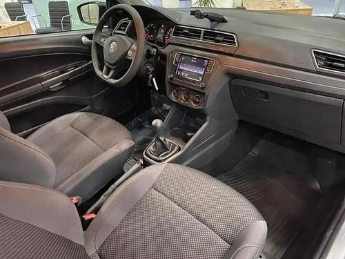0km volkswagen saveiro 1.6 comfortline cabina doble 2020 20