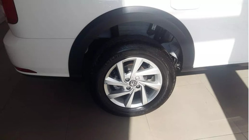 0km volkswagen saveiro cabina doble 1.6 highline 2021 vw 11