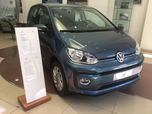0km volkswagen up! 1.0 high up! 75cv 5 p tasa 0% alra 2020 9