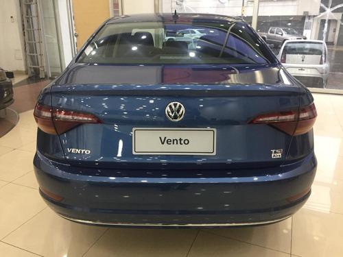 0km volkswagen vento 1.4 comfortline  150cv 2019 vw 1