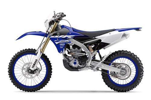 0km wr 250 f yamaha 250 cc palermo bikes 2018 no honda ktm 2