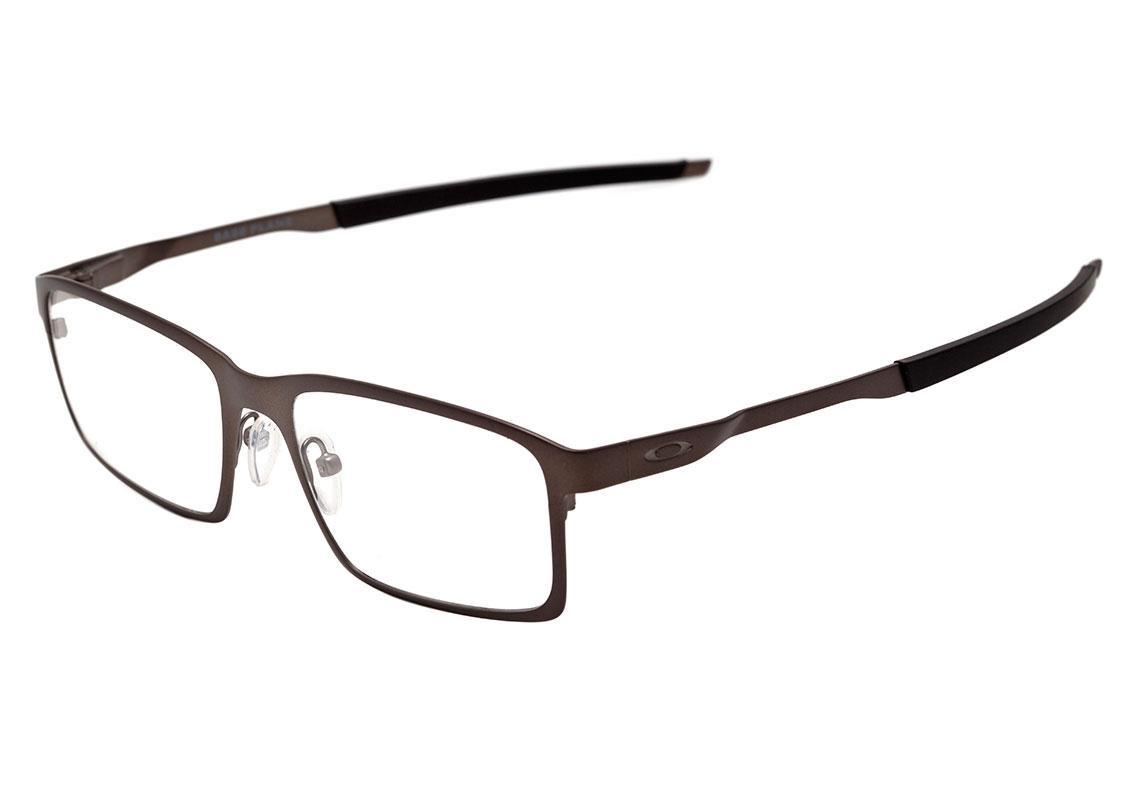 36dae5bd7 0oakley Base Plane - Óculos De Grau Satin Cement - R$ 494,10 em ...