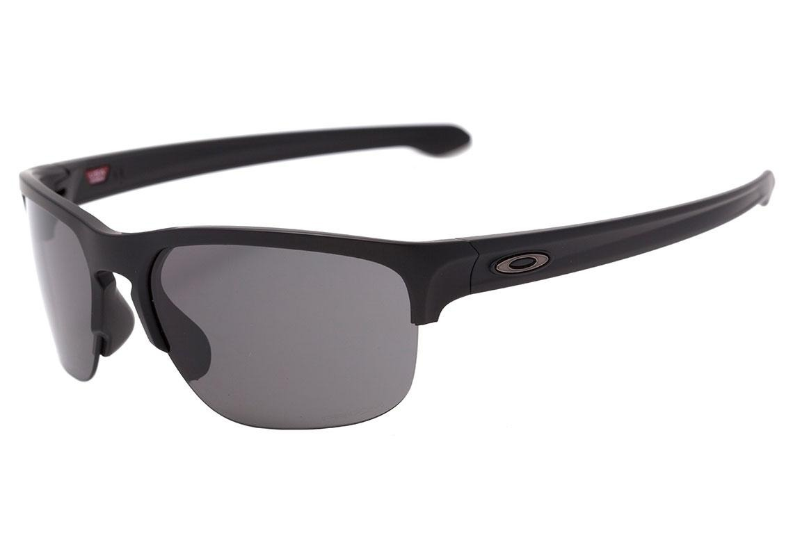 faf4ed251 0oakley sliver edge - óculos de sol matte black/ prizm grey. Carregando  zoom.