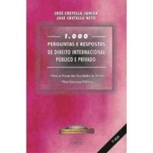 1. 000 perguntas e respostas de direito internacional