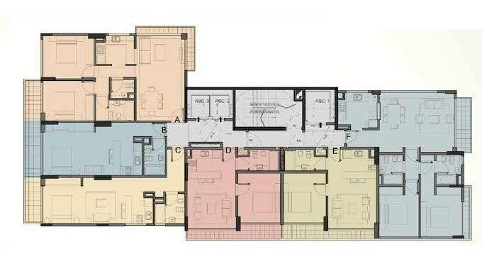 1 1/2 ambientes | alberdi, juan b., av. al 800