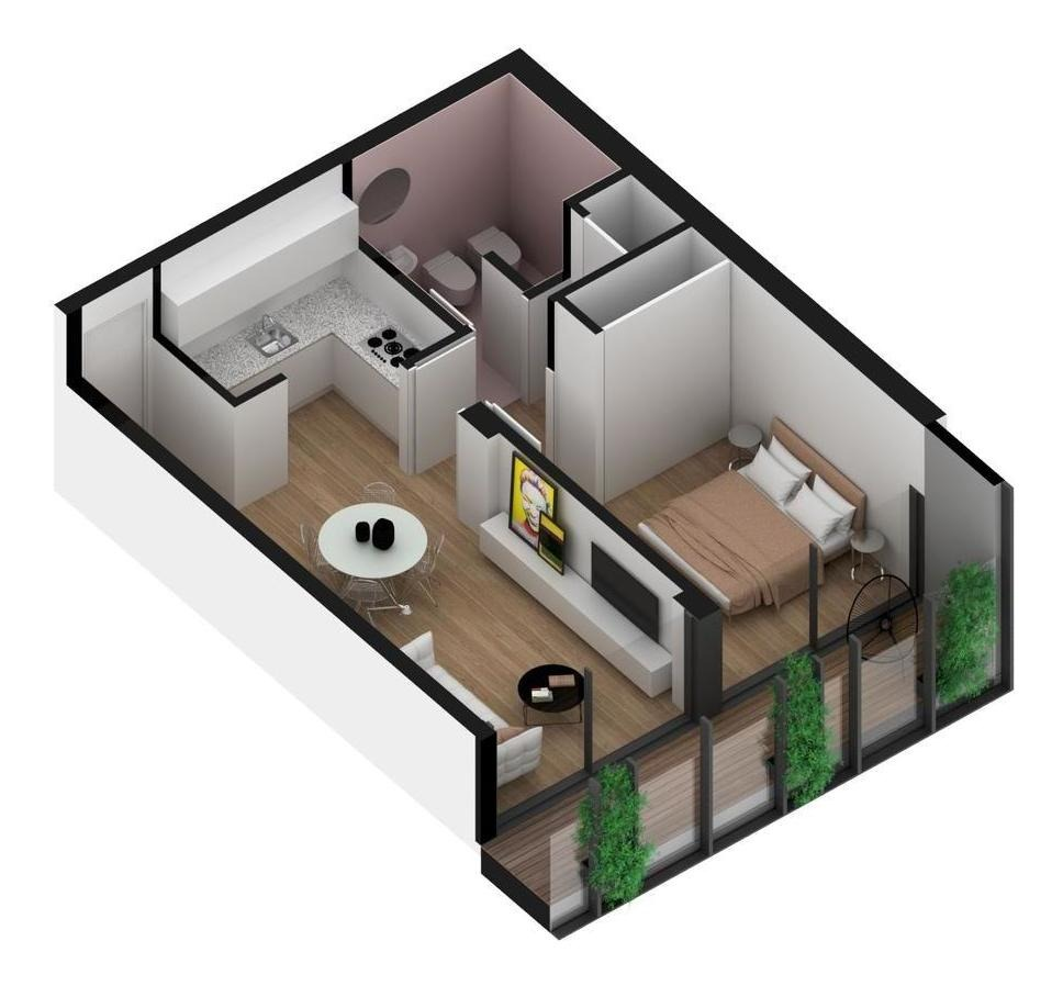 1-2-3 dorm. | op. coch. | amenities