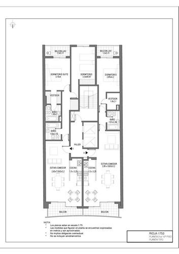 1 - 2 - 3 dormitorios - rioja entre italia y españa