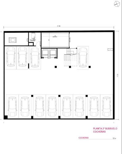 1 - 2 dormitorios a pasos de oroño y pellegrini