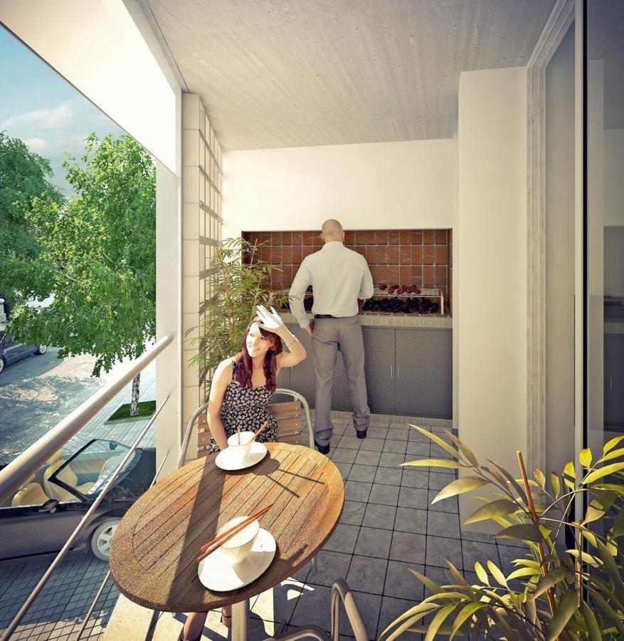 1-2 dormitorios y monambientes con parrilleros, piscina y solarium