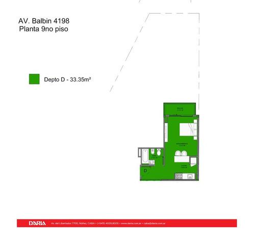 1- 2 y 3 ambientes  posesión diciembre 2019 - excelentes accesos.