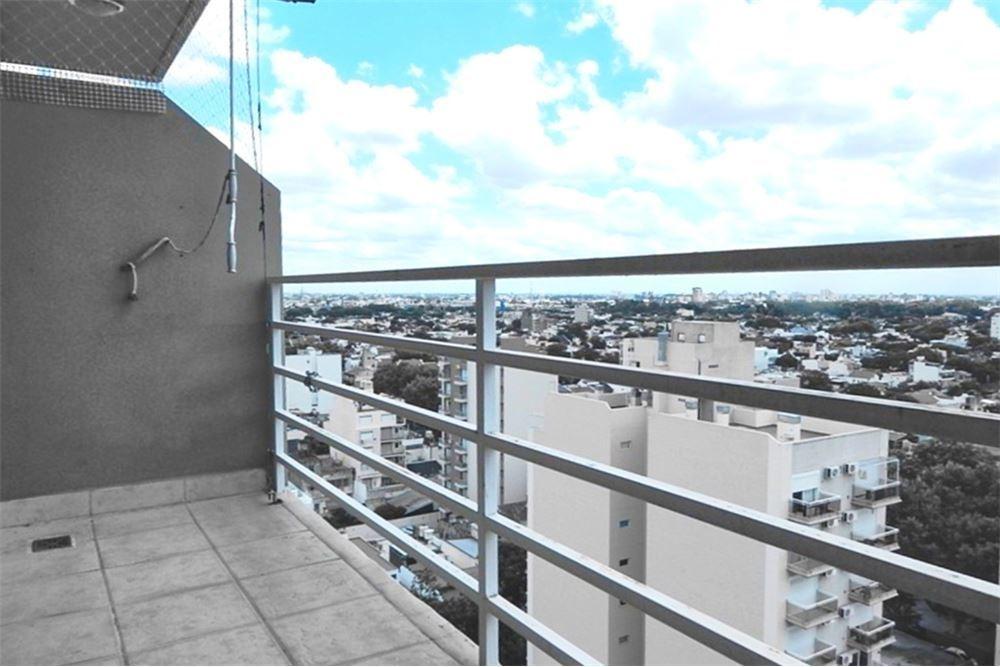 1 amb venta en v. pueyrredón piso 14º gran vista!!