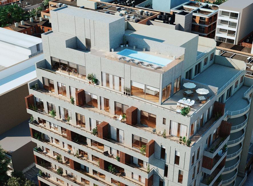 1 ambiente 40m2 con amenities