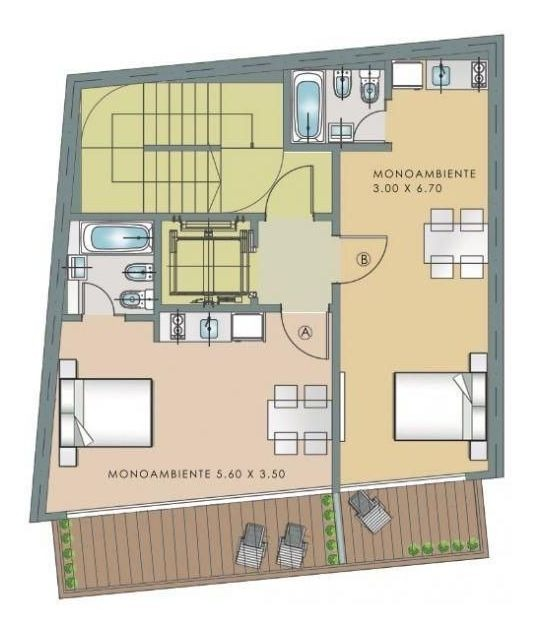 1 ambiente | billinghurst al 1300