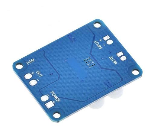 1 amplificador tpa3118 mono 60w 2ohm 12/24v 3a classe d